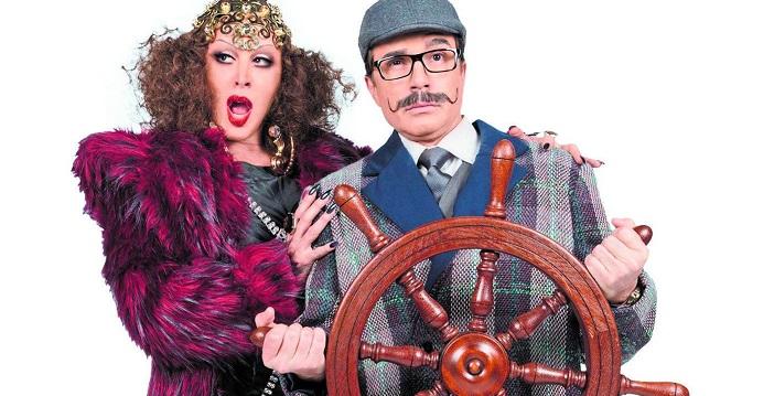 'Conserto para Dois, O Musical' com Claudia Raia e Jarbas Homem de Mello chega a São Paulo